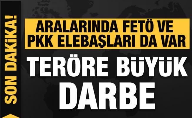 377 kişinin Türkiye'deki mal varlıkları donduruldu
