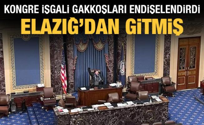 ABD'deki olaylar Gakkoşları endişelendirdi: Elazığ'dan gitmiş