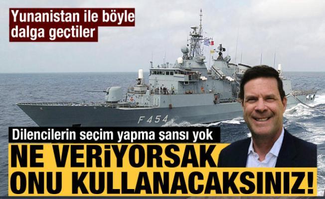 ABD'den Yunanistan'a dilenci iması: Dilencilik yapmayın!