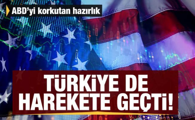ABD'yi korkutan hazırlık! Türkiye de harekete geçti