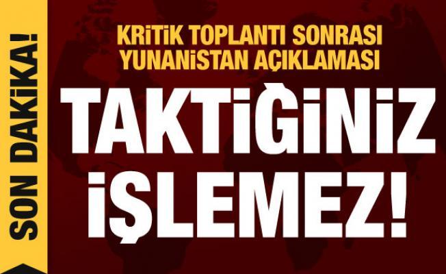 AK Parti MYK sonrası son dakika açıklamalar