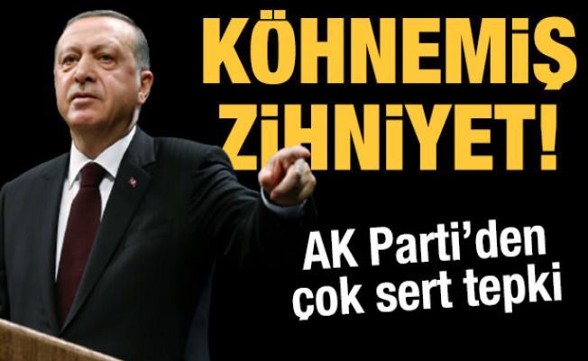 AK Parti Sözcüsü Çelik'ten 'ümmet' eleştirilerine sert tepki