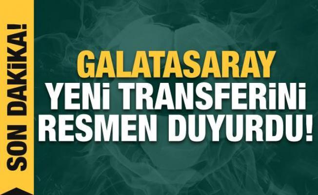 Barış Alper Yılmaz resmen Galatasaray'da!