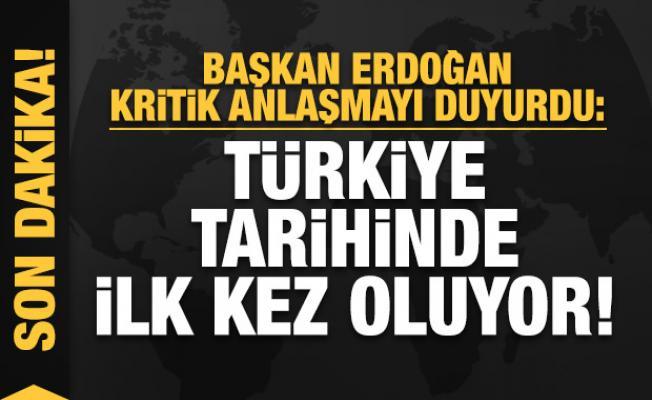 Başkan Erdoğan, Polonya Cumhurbaşkanı Duda ile ortak basın toplantısı düzenliyor