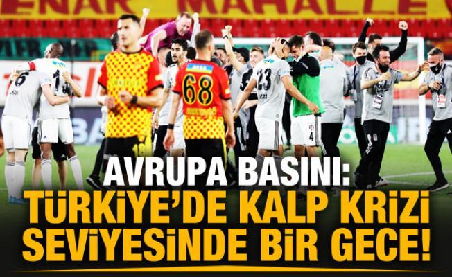 Beşiktaş'ın zaferi dünya basınında!