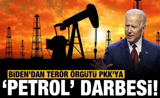 Biden'dan terör örgütü PKK'ya