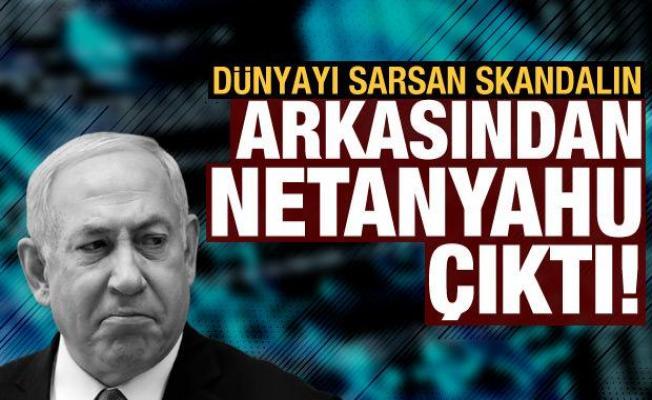 Casus yazılımı Netanyahu pazarlamış