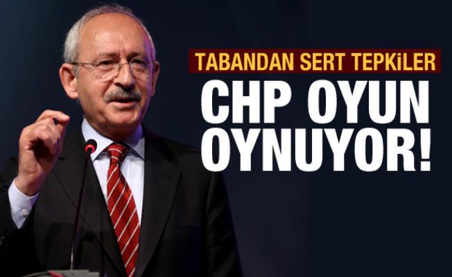 CHP Oyun Oynuyor!..