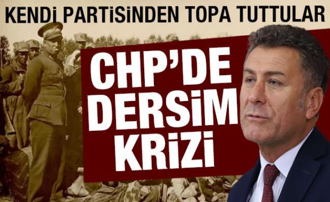 CHP'li Sarıbal'ın tartışma konusu olan Dersim paylaşımı