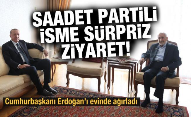 Cumhurbaşkanı Erdoğan, Oğuzhan Asiltürk'ü ziyaret ediyor