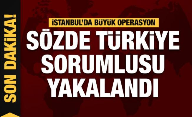 DHKP/C'nin sözde Türkiye sorumlusu gözaltına alındı