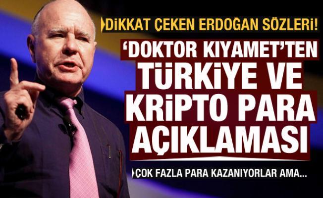 'Doktor kıyamet' Marc Faber'den Türkiye ve kripto para açıklaması!