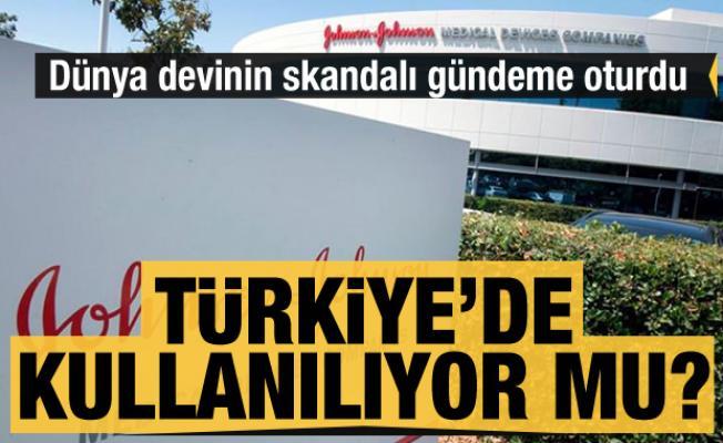 Dünya devinin skandalı gündeme oturdu! Tartışma büyüyor... Türkiye'de kullanılıyor mu?