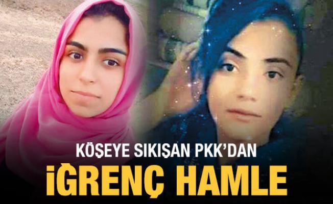 Eleman bulmakta zorlanan PKK, çocukları kaçırıyor