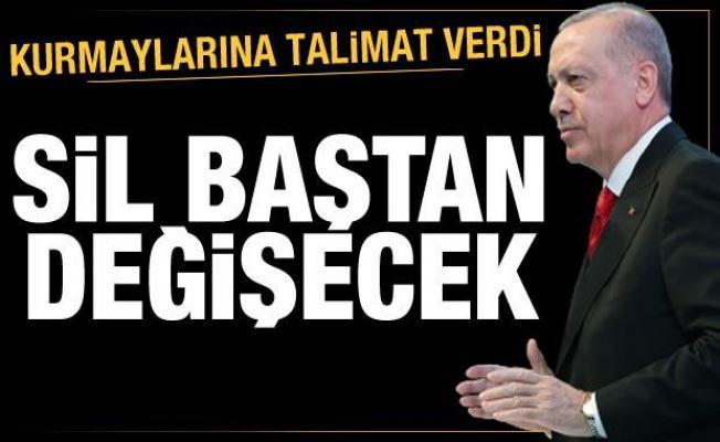 Erdoğan kurmaylarına talimat verdi: Sosyal medya için yeni düzenleme