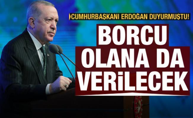 Erdoğan müjdeyi vermişti! 100 bin kişiye iş imkanı sağlayacak