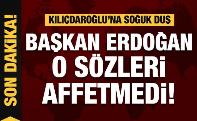 Erdoğan o sözleri affetmedi! Kılıçdaroğlu'na 1 milyon TL'lik dava