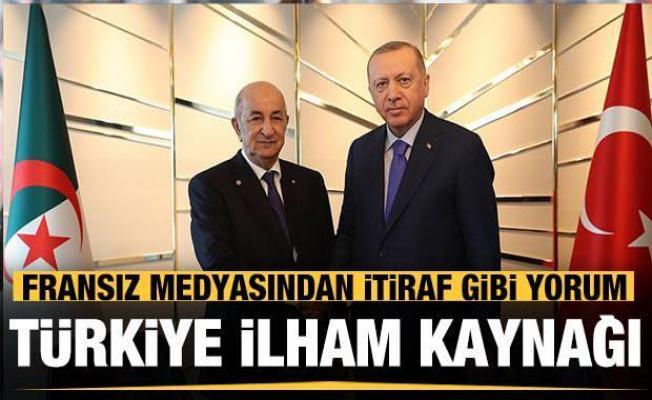 Fransız gazetesinden Türkiye itirafı: Türkiye ilham kaynağı oldu