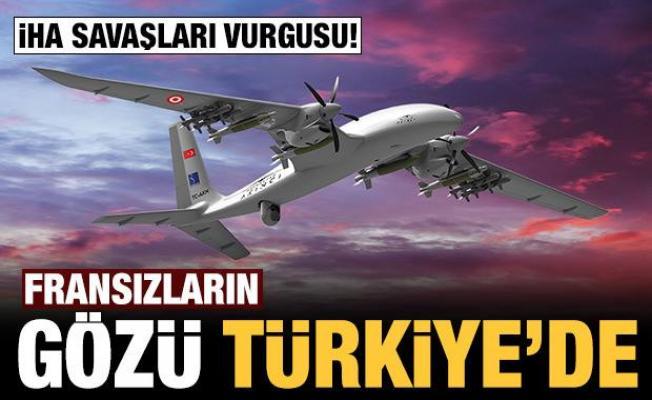 Fransızların gözü Türkiye'de: İHA savaşına hazırlanmalıyız!