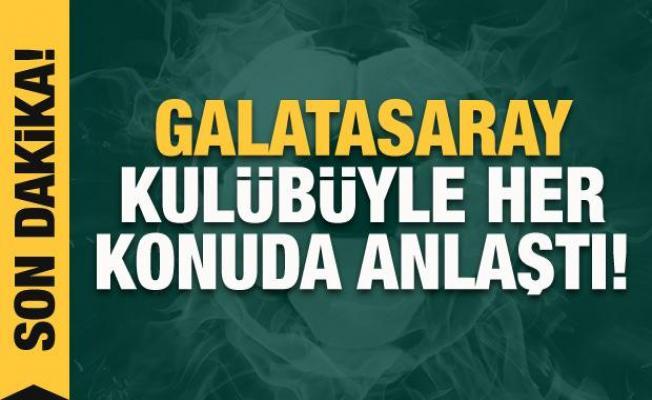Galatasaray, Berkan Kutlu için Alanyaspor ile anlaştı
