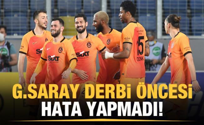 Galatasaray pes etmedi! Takibe devam