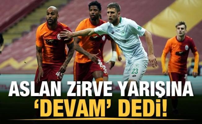 Galatasaray'a Emre Akbaba hayat verdi!