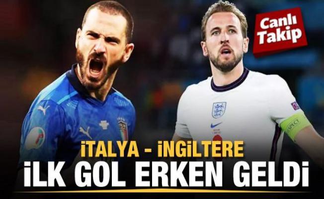 İtalya-İngiltere  CANLI!