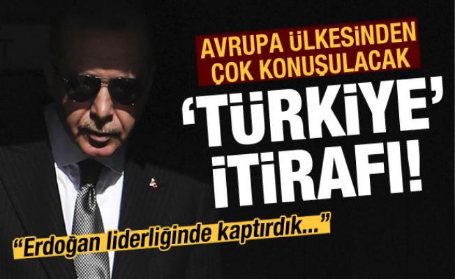 İtalya'dan çok konuşulacak itiraf: Türkiye'ye kaptırdık!