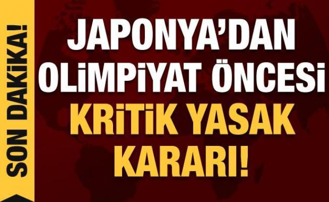 Japonya'da son dakika OHAL kararı