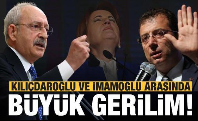Kılıçdaroğlu ile İmamoğlu arasında gerilim! Akşener'in rahatsızlığı...