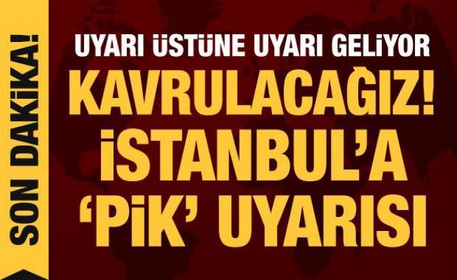 Kurban Bayramı öncesi 'aşırı sıcak' uyarısı: Pazartesi İstanbul'da pik yapacak