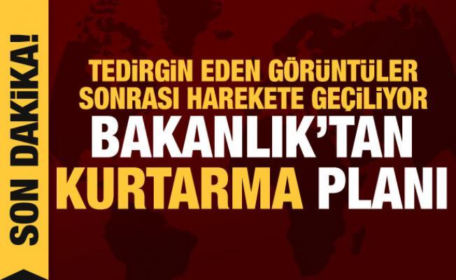 Marmara'daki deniz salyası için Bakanlık harekete geçiyor