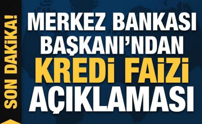Merkez Bankası Başkanı Kavcıoğlu enflasyon raporunu açıklıyor