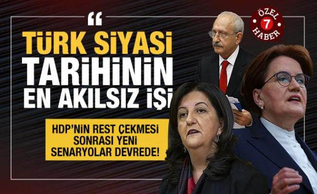 Millet ittifakında tabanlar çatırdıyor! 'Türk siyasi tarihinin en akılsız işi'