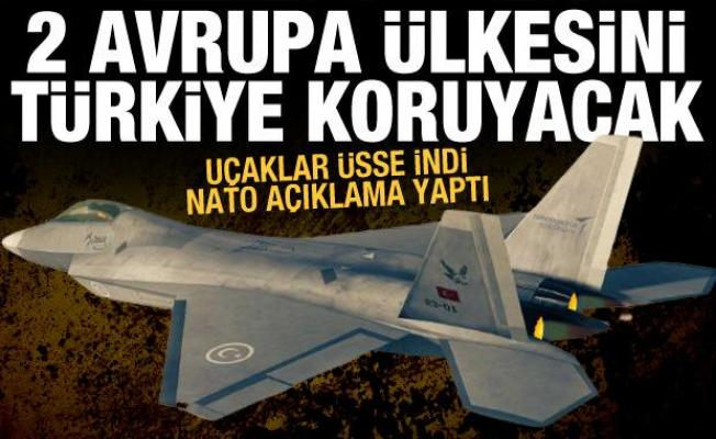 NATO duyurdu: Polonya ve İzlanda'nın güvenliği Türkiye'ye emanet
