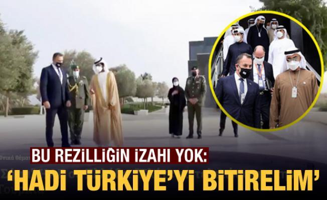 Pentapostagma'dan BAE'ye mesaj: Hadi Türkiye'yi bitirelim