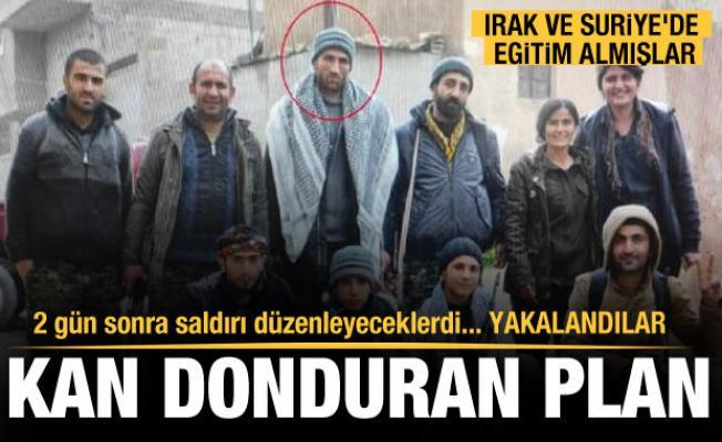 PKK'nın uyuyan hücrelerine operasyon