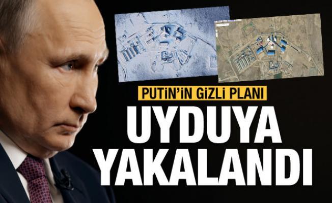 Putin'in 'gizli planı' deşifre oldu!