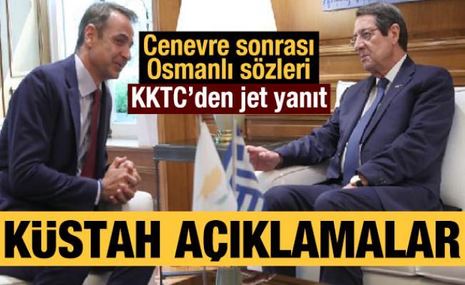 Rumlardan Türkiye'ye küstah mesaj: KKTC'den jet yanıt