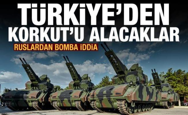 Ruslardan sürpriz iddia: Türkiye Ukrayna'ya Korkut'u satacak