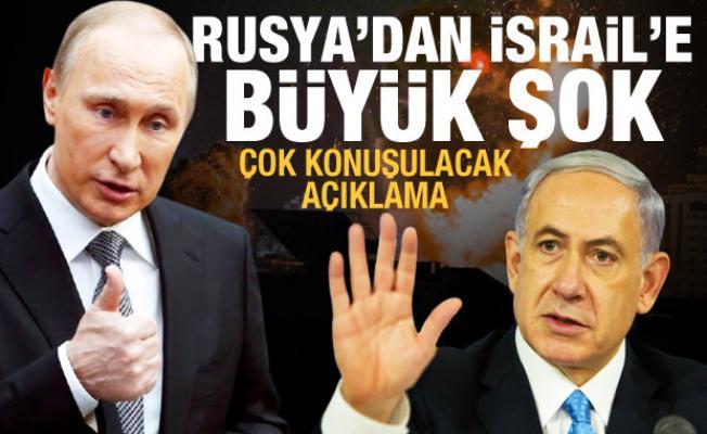 Rusya'dan İsrail'e çok net Gazze uyarısı