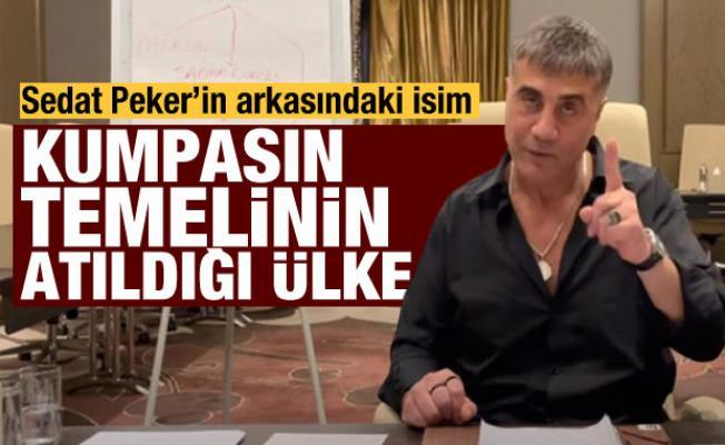 Sedat Peker kumpasının detayları ortaya çıktı: Arkasındaki tanıdık isim!