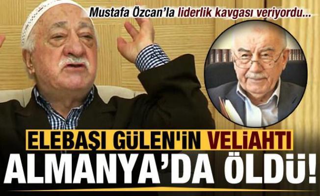 Son dakika: Elebaşı Gülen'in veliahtı Mehmet Ali Şengül, Almanya'da öldü!