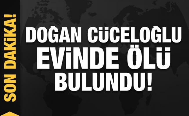 Son dakika haberi: Doğan Cüceloğlu evinde ölü bulundu!