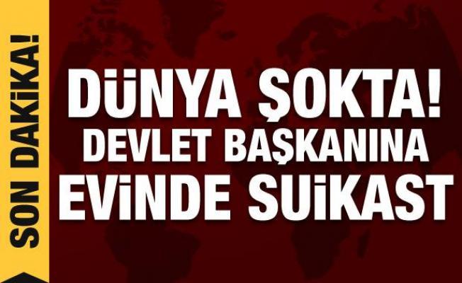 Son Dakika Haberi: Dünya şokta! Devlet başkanı suikast sonucu öldü