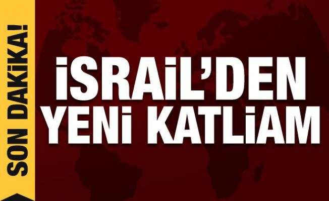 Son Dakika Haberi: İsrail'den yeni katliam! Çok sayıda şehit ve yaralı var