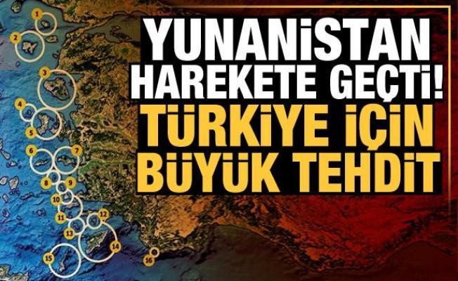 Son Dakika Haberi: Yunanistan harekete geçti! Türkiye için büyük tehdit