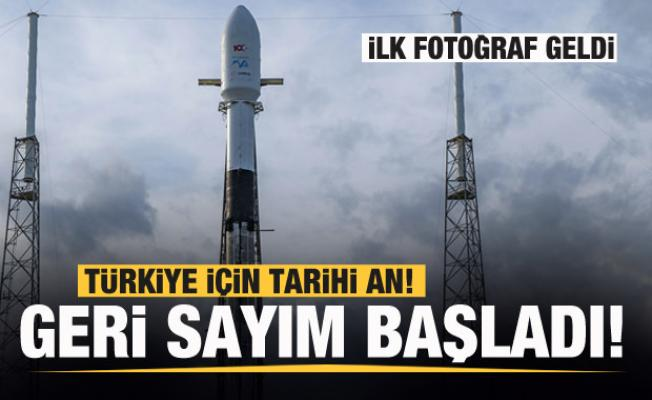 Son dakika: Türkiye için tarihi an! SpaceX'ten Türksat 5A paylaşımı