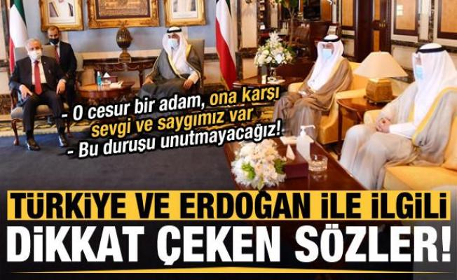 Son dakika... Türkiye ve Erdoğan sözleri: O cesur bir adam, bu duruşu unutmayacağız!