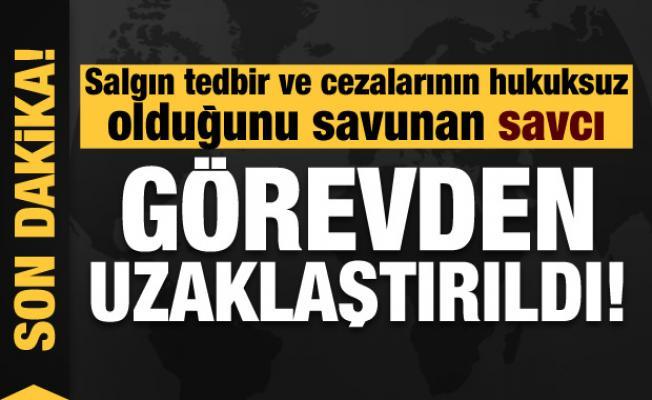 Son dakika: Viranşehir Savcısı Eyüp Akbulut görevden uzaklaştırıldı!